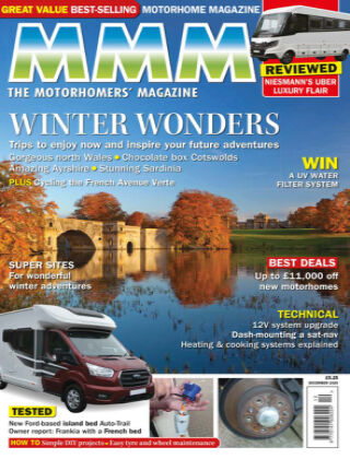 The Motorhomers' Magazine – MMM December 2020