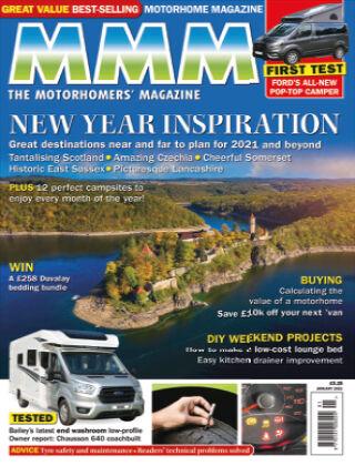 The Motorhomers' Magazine – MMM January 2021