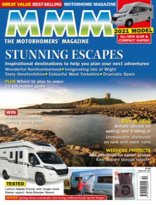 The Motorhomers' Magazine – MMM February 2021
