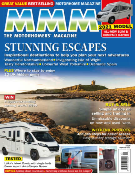 The Motorhomers' Magazine – MMM