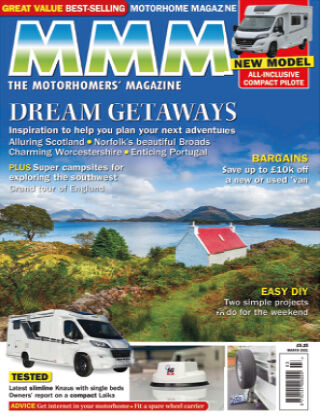 The Motorhomers' Magazine – MMM March 2021