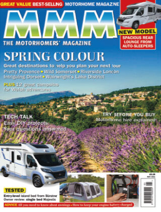 The Motorhomers' Magazine – MMM May 2021
