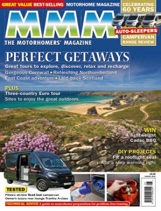 The Motorhomers' Magazine – MMM August 2021