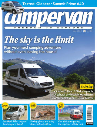 Campervan Magazine May 2020