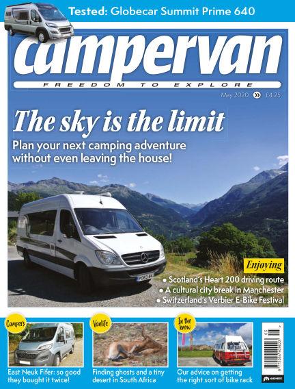 Campervan Magazine April 16, 2020 00:00