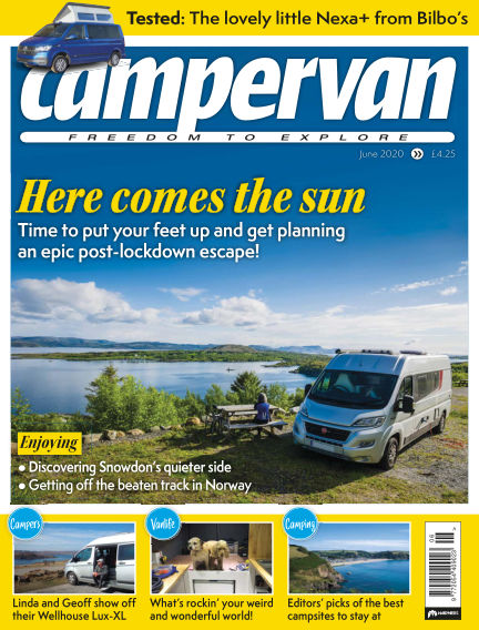 Campervan Magazine May 21, 2020 00:00