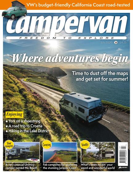 Campervan Magazine June 18, 2020 00:00