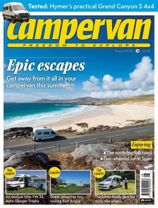 Campervan Magazine August 2020