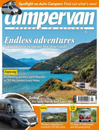 Campervan Magazine September 2020