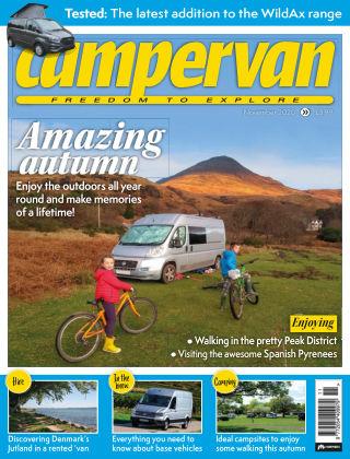 Campervan Magazine November 2020
