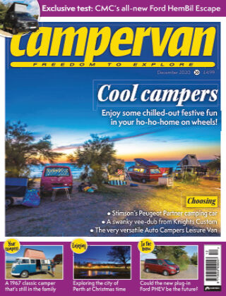 Campervan Magazine December 2020