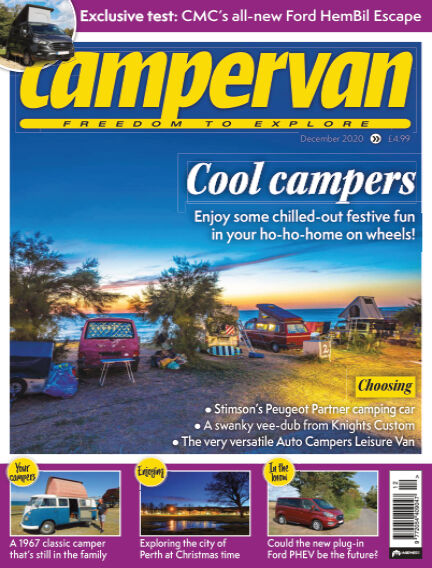 Campervan Magazine November 19, 2020 00:00