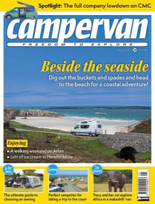 Campervan Magazine May 2021