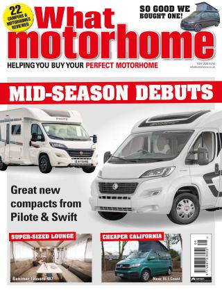 What Motorhome Magazine May 2020