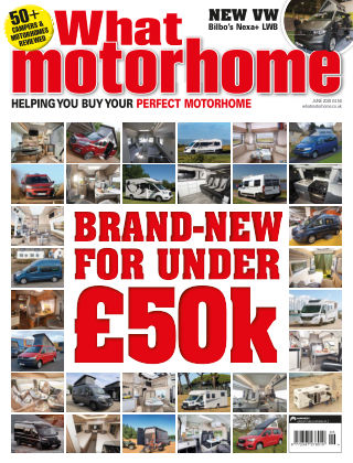 What Motorhome Magazine June 2020