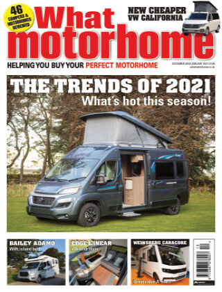 What Motorhome Magazine Dec 2020/Jan 2021