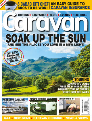 Caravan Magazine July 2020
