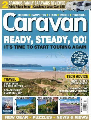 Caravan Magazine August 2020