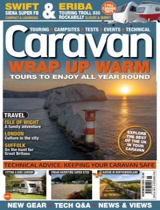 Caravan Magazine November 2020