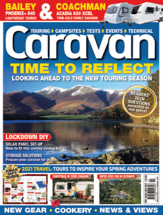 Caravan Magazine Dec 2020/Jan 2021