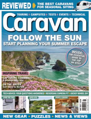 Caravan Magazine May 2021