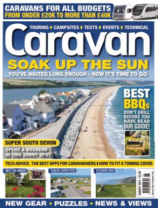 Caravan Magazine August 2021