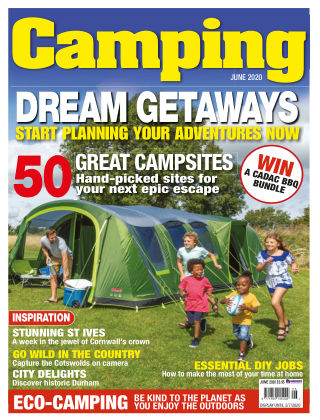 Camping Magazine June 2020