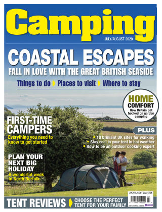 Camping Magazine July/August 2020