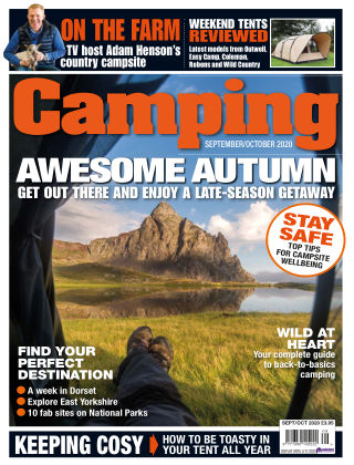 Camping Magazine Sept/Oct 2020