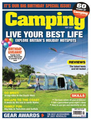 Camping Magazine May 2021