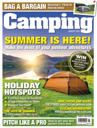 Camping Magazine August 2021