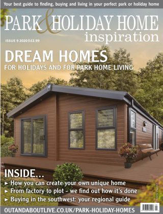 Park & Holiday Homes Inspiration Magazine Issue 9