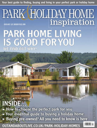 Park & Holiday Homes Inspiration Magazine Issue 12