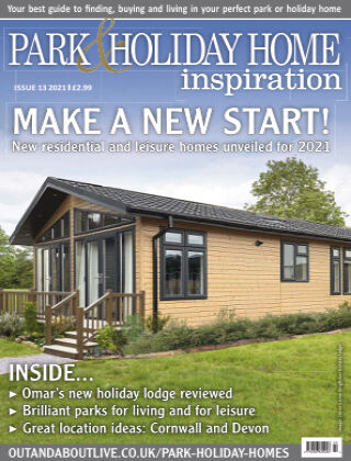 Park & Holiday Homes Inspiration Magazine Issue 13