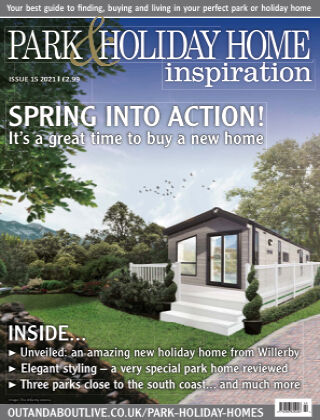 Park & Holiday Homes Inspiration Magazine Issue 15
