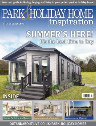 Park & Holiday Homes Inspiration Magazine Issue 16