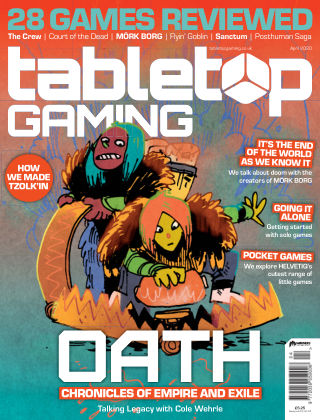 Tabletop Gaming ISSUE41