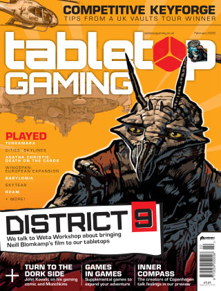 Tabletop Gaming ISSUE39