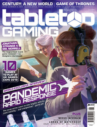 Tabletop Gaming ISSUE31