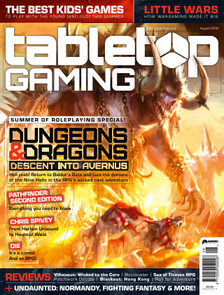 Tabletop Gaming ISSUE33