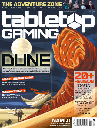 Tabletop Gaming ISSUE32