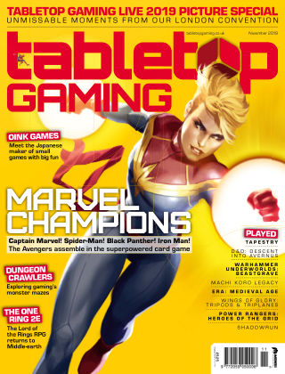 Tabletop Gaming ISSUE36