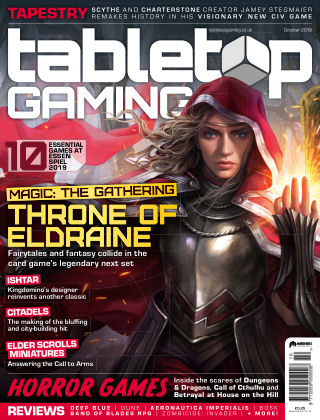 Tabletop Gaming ISSUE35