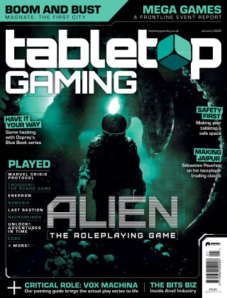 Tabletop Gaming ISSUE38