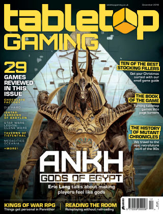 Tabletop Gaming ISSUE37