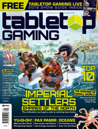 Tabletop Gaming ISSUE34