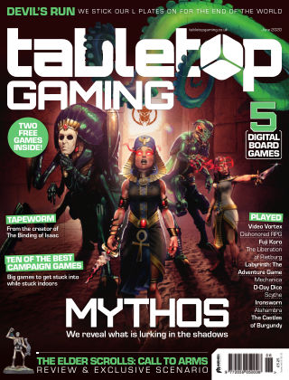 Tabletop Gaming ISSUE43