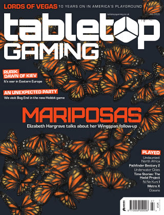 Tabletop Gaming ISSUE44