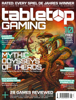 Tabletop Gaming ISSUE45