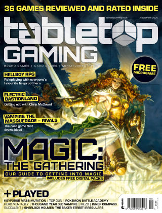 Tabletop Gaming ISSUE46